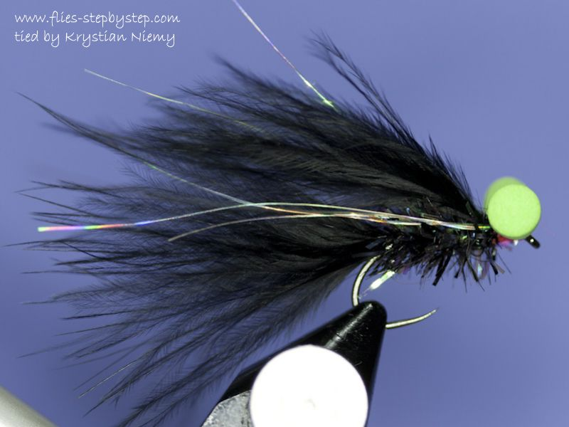 Black Booby Lake Fly Pattern How To Tie Fly Fly Tying